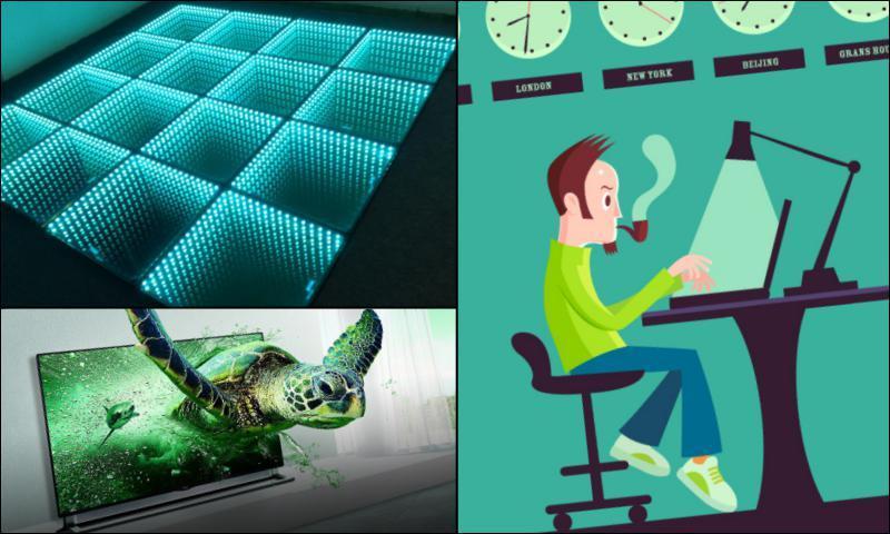 İş Dünyasında Led Ekranların Kullanımı