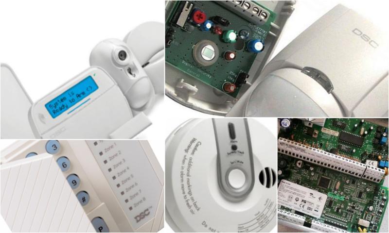 DSC Alarm Sisteminin Özellikleri