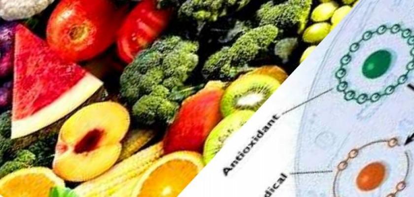 Antioksidan Nedir, Ne İşe Yarar