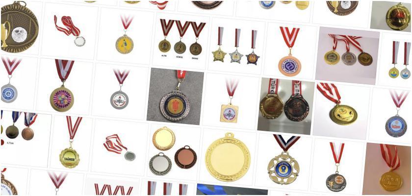 Madalya Çeşitleri