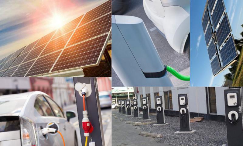 Elektrikli Şarj İstasyonları ile Her Açıdan Kazanın