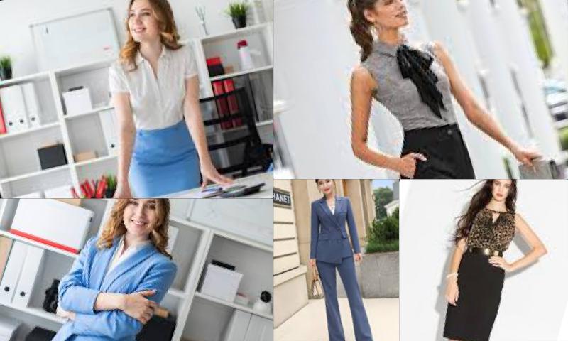 Ofiste En Şık Kadın Olmanın Yöntemleri