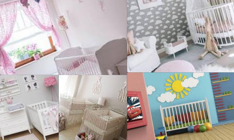 Bebek Odası Nasıl Dekore Edilmeli?