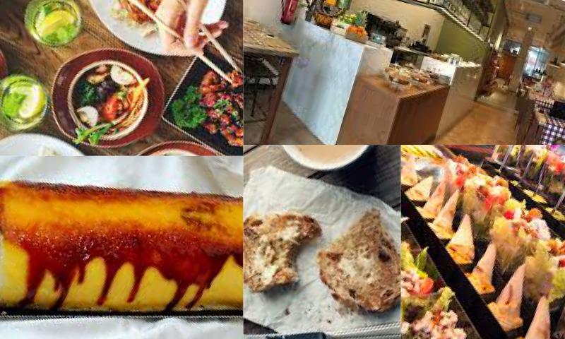 Restaurantes Para Celiacos Barcelona- Çölyaklılar İçin Restoran