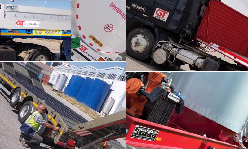 Tanker Semi Trailers İle Taşımacılık