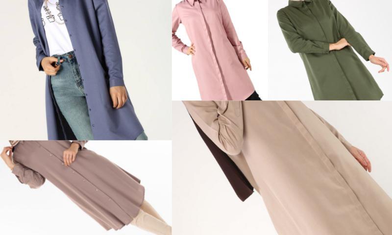 Tesettür Giyim Ürünleri