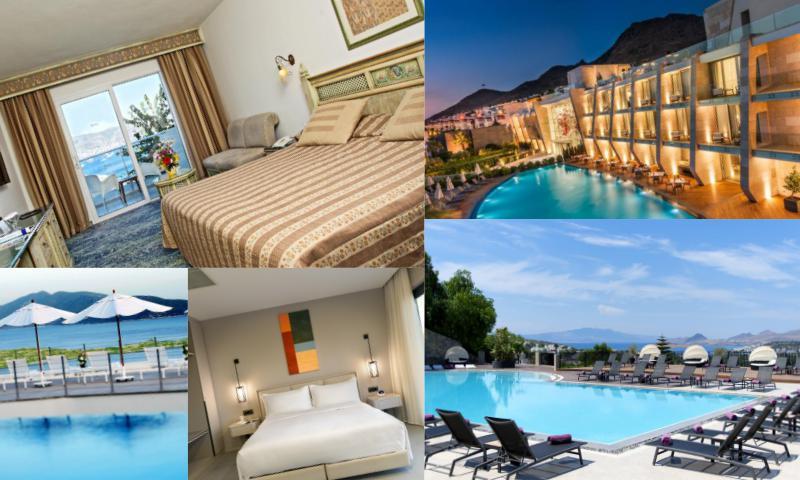 Hilton Bodrum Türkbükü Resort ve Spa